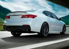 2018 acura cars. perfect cars 2018 acura tlx rear quarter right photo and acura cars