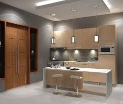 Small Contemporary Kitchens Small Modern Kitchens Picdoomcom