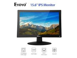"<b>EYOYO 15.6</b>"" IPS LCD HD <b>Monitor</b> 1920x1080 Video Color <b>Screen</b> ..."