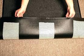 ikea rug pad rug pad gripper the original tape alternative to pads carpet optimum technologies for