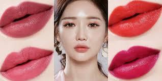 Hera เฉดสีลิปสติกจาก ที่สาวเกาหลีคลั่งไคล้และกำลังมาแรงสุด เฉดสีลิปสติกจาก รวม รวม