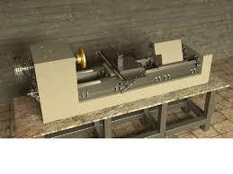 concrete lathe