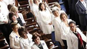 White Address Women Invited To Wear White To State Of The Union Address Cnnpolitics