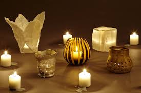 flame and glory subtly festive these candle holders bring a note of celebration to a