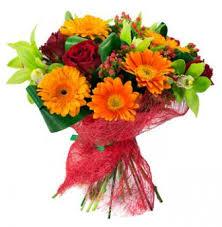 bunch of mixed flowers gift kolkata india