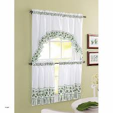 better homes and gardens ivy kitchen curtain set