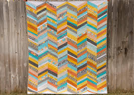 from the blue chair: Scrappy Chevron Quilt & Scrappy Chevron Quilt Adamdwight.com