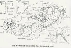 65 mustang dash wiring diagram wiring diagrams and schematics fordmanuals 1969 colorized mustang wiring diagrams e