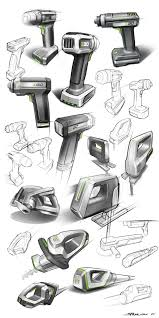 Product Design Tools Power Tool Sketches On Behance Id Industrial Design