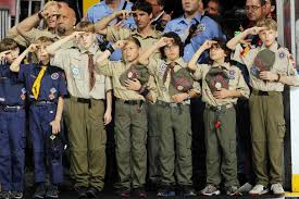 an essay on boy scouts boy scouts banned by alabama pastor greg walker after gay youth