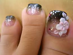 Cute Pedicure Designs Trendy Fashion Cool Pedicure Designs
