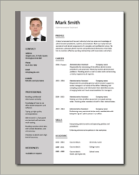 Therefore, the resume for administrative assistant must showcase a performer on varied office duties including but not limited to the regular administrative duties. Administrative Assistant Resume Template