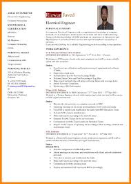 11 Curriculum Vitae Engineering Job Apply Form