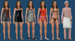 Molly French | The Sims Wiki | Fandom