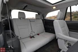 2016 honda pilot interior. Brilliant Honda 2016 Honda Pilot Interior005 With Interior