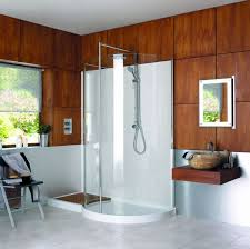 Contemporary Curved Shower Enclosures Uk Matki Original Walkin Corner On Design Ideas