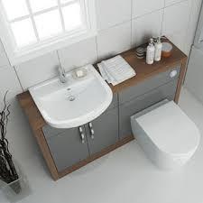 stylish bathroom furniture. Wonderful Bathroom Lucido Fitted Bathroom Furniture Grey 1200 In Stylish G