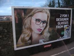 selling specs air crash ads what on earth is this piece of plastic you have hung across my nose bridge