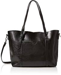 KAMIERFA Tote <b>Bags</b> for Women Italian PU Leather Large Capacity ...