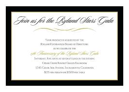 Awards Invitation Template Grammy Banquet Templates Getreach Co