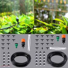 top result diy sprinkler system cost best of micro drip irrigation system plant self watering garden