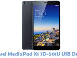 Download Huawei MediaPad X1 7D-501U USB ...