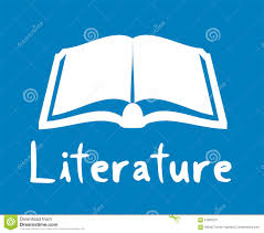 literature icon stock vector image  literature icon