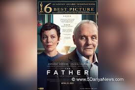 Anthony hopkins and florian zeller, who are nominated for six academy awards for their work on the father, speak about the intense and emotional process th. Working In The Father Made Me Think About My Past Anthony Hopkins