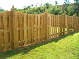 25 best ideas about wood fences on backyard cedar fence and wooden fencewooden garden fencing