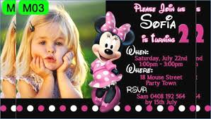 Custom Mickey Mouse Invitation | Polycomgirls.org