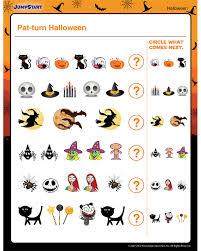 Pat-Turn Halloween - Free Halloween Printable for Kids ...