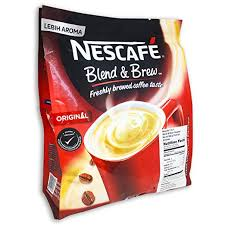 amazon nescafé 3 in 1 instant coffee sticks original best asian coffee imported from nestle msia 28 sticks grocery gourmet food