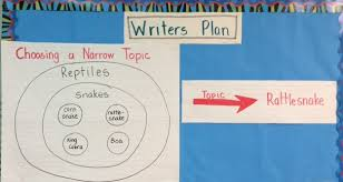 how do first graders choose narrow topics two writing teachers photo 4 12