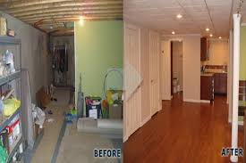 basement remodels before and after. Basement Renovation Remodels Before And After F