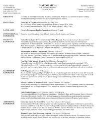 10 Modern Resume Samples 2015 Cover Letter