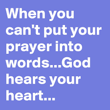 Image result for God hears you