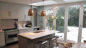 chic copper lighting by yorkshireconstructionandmaintenance