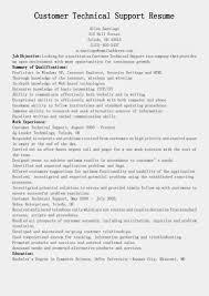 Sample Resume Technical Support Manager Sample Sample Resume