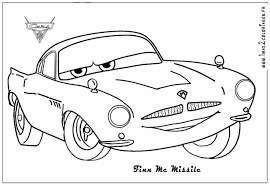 Small Picture For Kids Color Cars Printables Cars Race Car Coloring Page