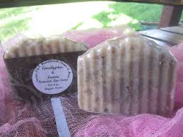 Handmade in Bryan Texas. <b>Eucalyptus</b> & Lemon Natural Lye <b>Soap</b> ...