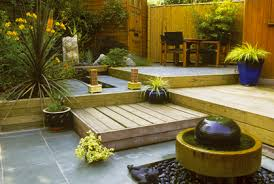Small Picture Small Yard Landscaping Ideas Pictures Designs Plans