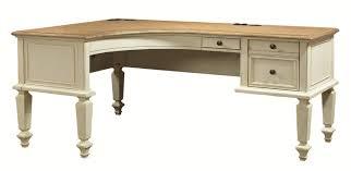 aspenhome cottonwood l shaped desk item number i67 372