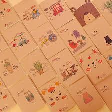 1pcs <b>Kraft</b> paper <b>retro</b> 64K <b>small</b> book <b>Mini</b> pocket notepad Blank ...