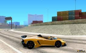 lamborghini aventador j black. lamborghini aventador j tt black revel for gta san andreas inside view