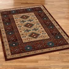 southwestern area rugs bennington southwest style wool rug pad kathy ireland gray karastan x outdoor orian aztec print round tucson fabulous runner rooster