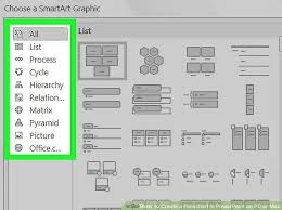 How To Create Flow Chart In Powerpoint How To Create A Flowchart In Powerpoint On Pc Or Mac 8 Steps