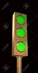 Traffic Light 3 Traffic Lights 3 D Render