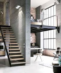 stylish urban life // living room // city loft // urban suite /