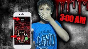 لا تتصل علي رقم 666(رقم الشيطان)علي الساعة 3:00 الليل - رد علي😱!!! -  YouTube