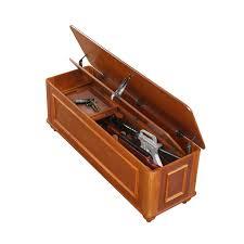 Woodmark Gun Cabinet American Furniture Classics Gun Concealment Safe Reviews Wayfair